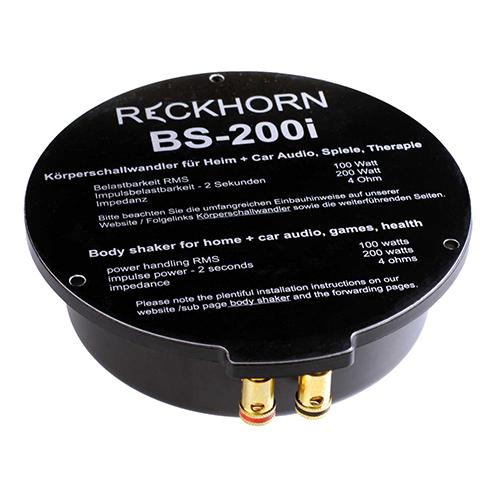 Reckhorn BS-200i Tactile Transducer (Bass Shaker)